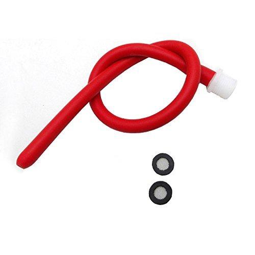 DACHUI 50/100Cm Latex Sexo Butt sonda de enema Enemator Butt Sexo plug plug anal Sex Toys para mujer hombre sexo anal enema de limpieza productos 50cm 7645f8