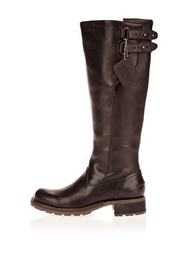 Sebago saranac b43505 rider bottes imperméables noir