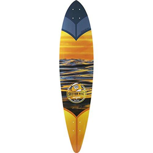 Sector 9 Merchant Deck Skateboard (Sunset Skateboard Decks)