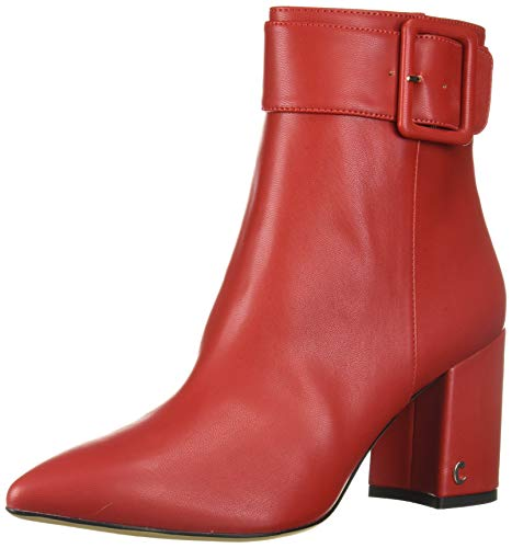 Circus by Sam Edelman Women's Hardee Fashion Boot, Candy Red, 9.5 M US
