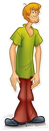 Star Cutouts SC684 Shaggy Scooby Doo Cardboard Cut out by Star Cutouts Ltd