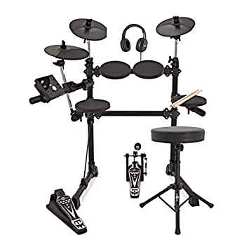 Digital Drums 420 Starter Electronic Drum Kit Package Deal Amazon