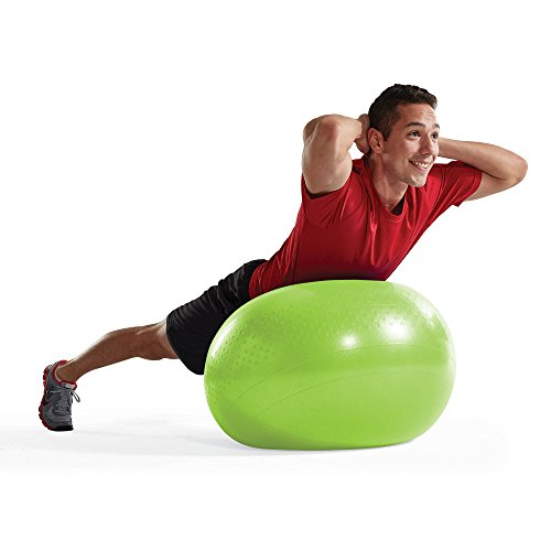 Gaiam Restore Strong Back Stability Ball Kit