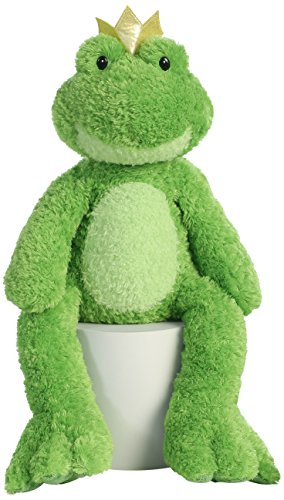 Aurora World Prince Frog Plush, Medium ()