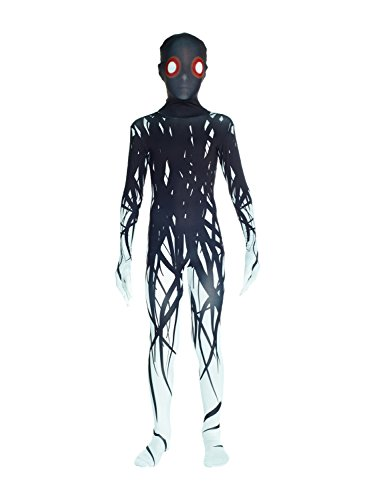 Quick And Easy Halloween Costumes For Boys (Morphsuits Zalgo Kids Monster Urban Legend Costume - Medium 3'6-3'11 / 8-10 Years (105cm - 119cm))