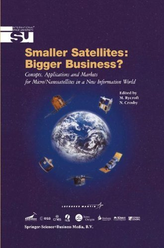 Smaller Satellites: Bigger Business?: Concepts, Applications and Markets for Micro/Nanosatellites in a New Information World (Space Studies) Pdf