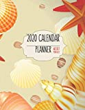 2020 Calendar Planner - Weekly / Monthly: Tropical Beaches Starfish & Shellfish Cover (1 Year) Personal & Business Organizer , Schedule , Agenda , ... Men Teens Kids (Tropical Beaches Calendar)