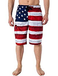 Best American Flag Swimwear 1