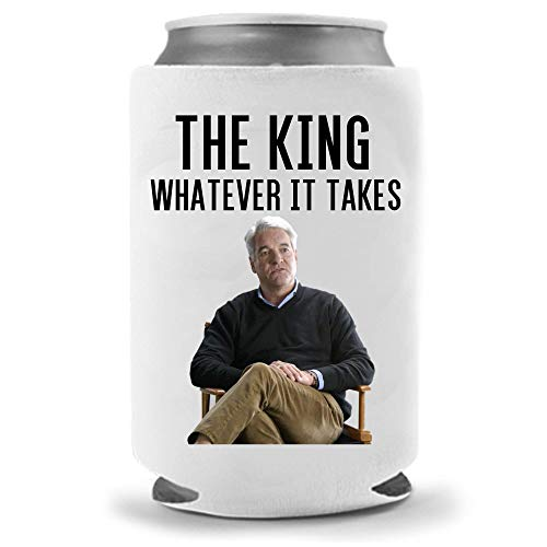 Cooler Festival - Fyre Festival Beer Coolies | Andy King Funny Gag Party Gift Beer Can Cooler | Funny Joke Drink Can Cooler | Beer Beverage Holder | Craft Beer Gifts | Quality Insulated Neoprene Can Cooler (Andy King)