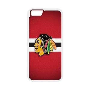 iPhone 6 4.7 Inch Phone Case Chicago Blackhawks Z8BH89218