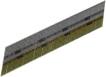 4,000 1 1//4 Inch 15 Gauge DA Type Angled Finish Nails 34 Degree 1510APB