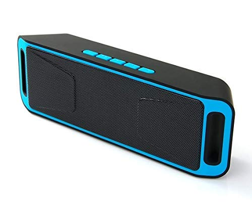 Buddymate ST 211 Portable Wireless Bluetooth Speaker   Best Sound Quality Heavy Bass Compatible with Mobiles,Tablets,Laptops  Assorted Colour