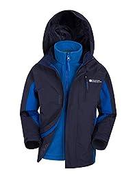 Mountain Warehouse Cannonball 3-in-1 Kids Winter Jacket - Warm Jacket
