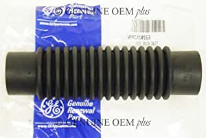 PART # WH41X10163 OR AP4346141 GENUINE FACTORY OEM ORIGINAL HOSE DRAIN INLET FOR GE AND HOTPOINT : REPLACES PS2322462