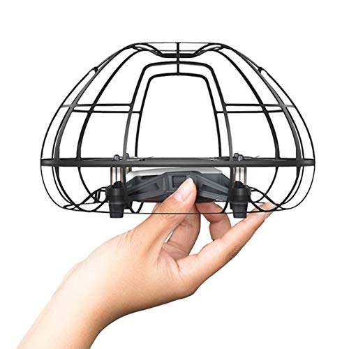 Protective Cage - Favrison 360° Full Protection Spherical Cage Protective Guards for DJI Tello Drone