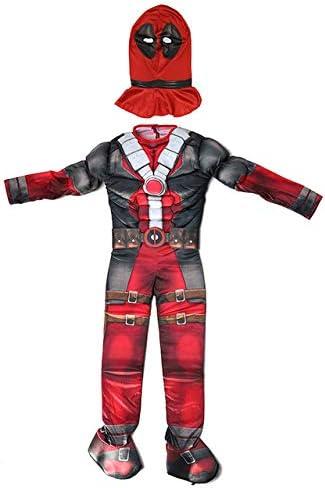 Ainiel - Disfraz de superhéroe para niños, Disfraz de Halloween ...