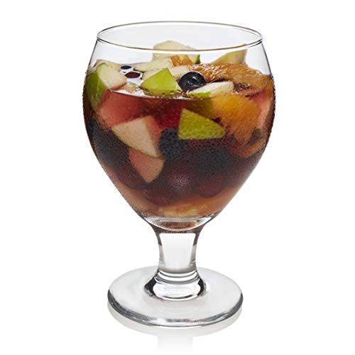 (Libbey Classic Sangria/Beer Glasses, Set of 4 )