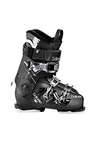 Dalbello Luna 70 Womens Ski Boots 2017 - 26.5/Black-Black