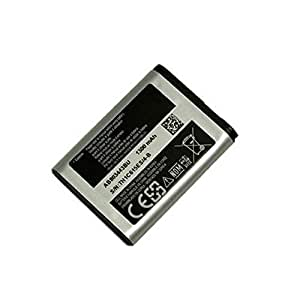Samsung AB803446BUCSTD - Batería estándar para Samsung B2710 (Li-Ion, 1.300 mAh)