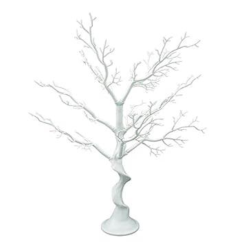 Amazon De Kunstlicher Baum Fur Dekoration Hochzeit Esstisch