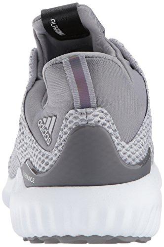 adidas Performance Frauen Alphabounce W Laufschuh Graue Drei / Grau Zwei / Grau Eins