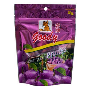 Goody, Ready to Eat Prunes, net weight 200 g (Pack of 1 piece) / Beststore by -