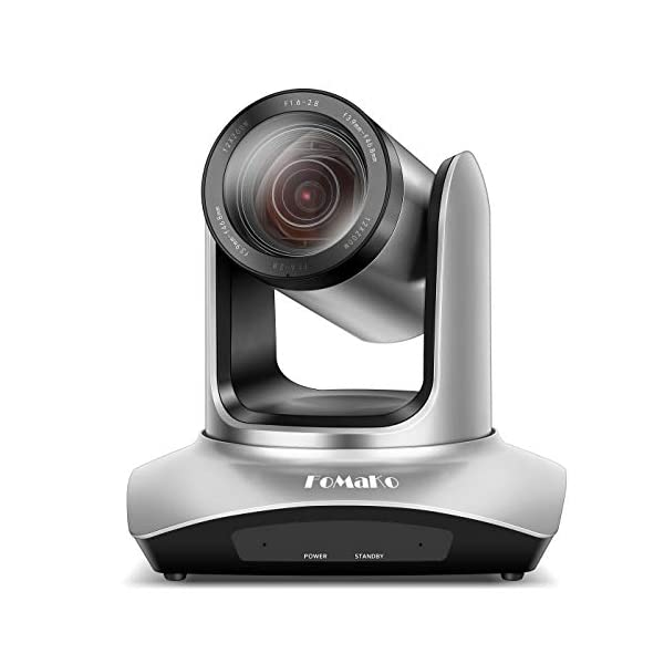 FoMaKo 12X Zoom HDMI USB PTZ Conference Room Camera Video Conferencing System FMK12UH