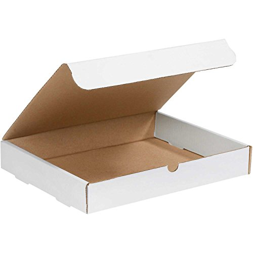 Custom Corrugated Boxes (BOX USA BML15122 Literature Mailers, 15