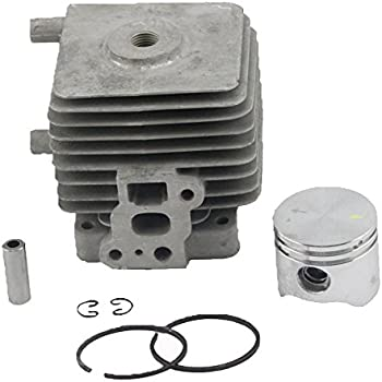 Amazon.com: farmertec 44 mm. Kit de pistón de cilindro WT ...