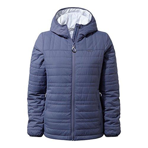 Veste china bleu blue Femme Craghoppers Jacket Compresslite II wx8ZHP