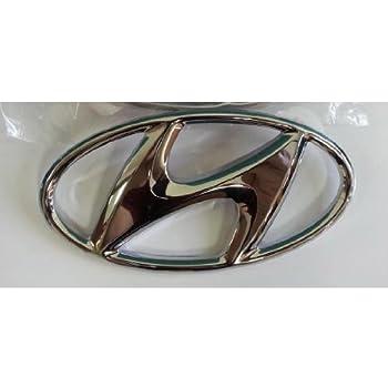 Genuine Trunk Emblem H Logo 863203X000 For Hyundai Elantra 2011 2015