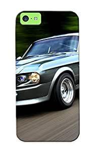 Hot 1967 Ford Mustang Shelby Cobraeleanor Hot Rodmuscle Classicfw First Grade Tpu Phone Case For Iphone 5c Case Cover
