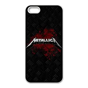 Funda iPhone 4 4s caja del teléfono celular Funda U3K2DB metallica Blanca
