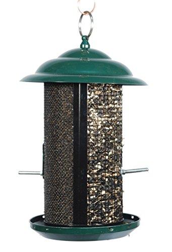 Audubon Mesh Combo Screen Bird Feeder, - Feeder Triple Copper Bird Tube