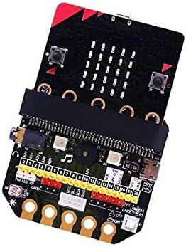 sb components Basic:bit IO Expansion Board for Micro:bit Multi-functional BBC micro:bit GPIO Expansion Board for STEM Education