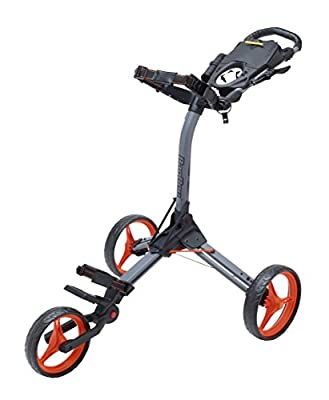Bag Boy Compact 3 Push Cart by Bag Boy Company
