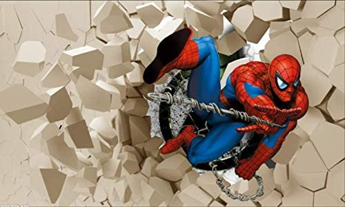 Avengers Wallpaper 3d Foto Wallpaper Spiderman Superman