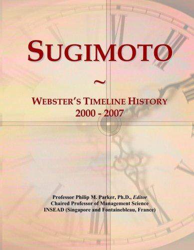 Sugimoto: Webster's Timeline History, 2000 - 2007