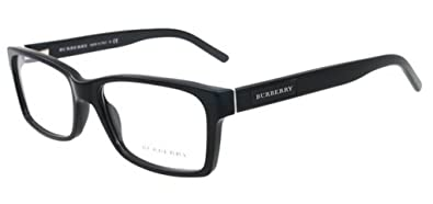 d7fd1552b3ae Amazon.com: Burberry BE2108 Eyeglasses-3001 Black-54mm: Burberry: Shoes