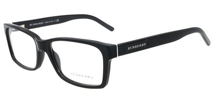 c606469a82b4 Amazon.com: Burberry BE2108 Eyeglasses-3001 Black-54mm: Burberry: Shoes