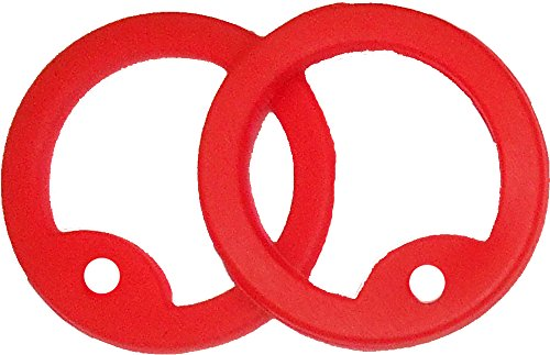 (Red Dog Tag Silencers - Silicone)