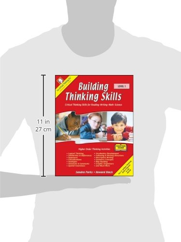 Building Thinking Skills® Level 1: Sandra Parks, Howard Black ...