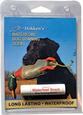 (Dokken Waterfowl Game Scent Wax .15 oz DSW199 Hunting Dog Retriever Training)