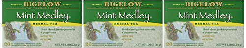 Bigelow Mint Medley Tea Bags - 20 ct - 3 pk