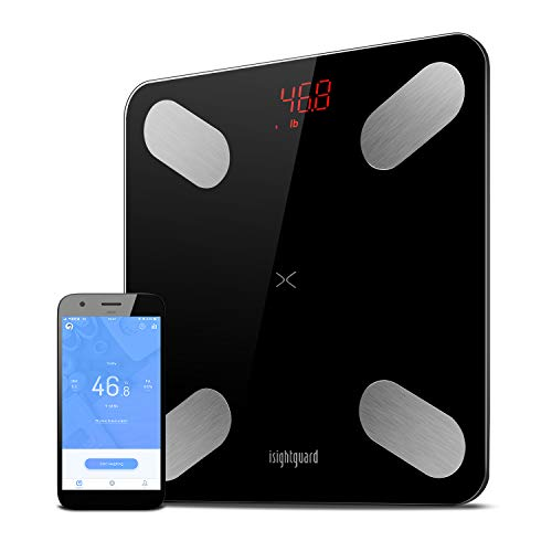 isightguard Bluetooth Body Fat Scale