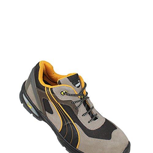 Puma Zapatos de seguridad marrón - marrón