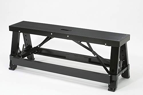 - Warner EZ-Stride Adjustable Drywall Bench, 10329