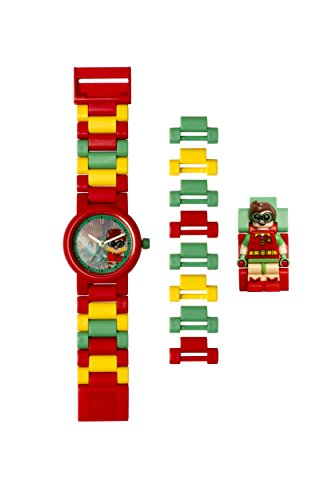 LEGO 8020868 Batman Movie Robin Minifigure Link Watch]()