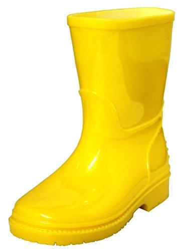 yellow rain boots for girls - 6
