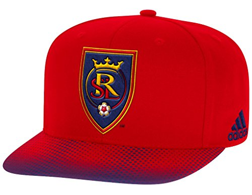Real Salt Lake Adidas MLS Sublimated Dot Embroidered Snap Back Hat by adidas